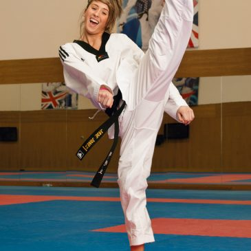 Jade Jones OBE MBE