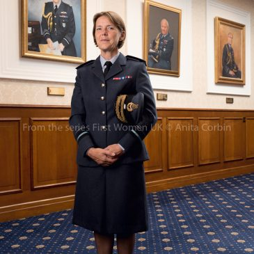 Air Vice-Marshal Elaine West CBE RAF