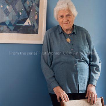 Dame Anne Warburton DCVO CMG
