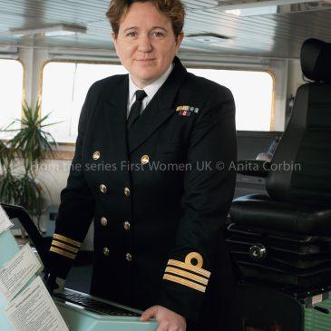 Commander Karen Dalton-Fyfe RN