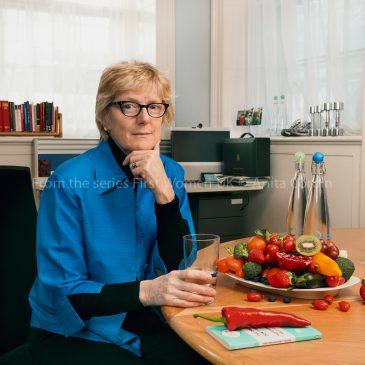Professor Dame Sally Davies DBE FMedSci FRS