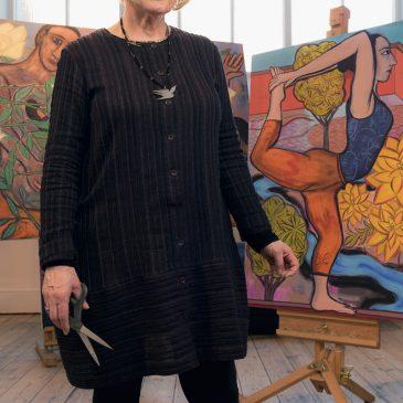 Eileen Cooper OBE RA