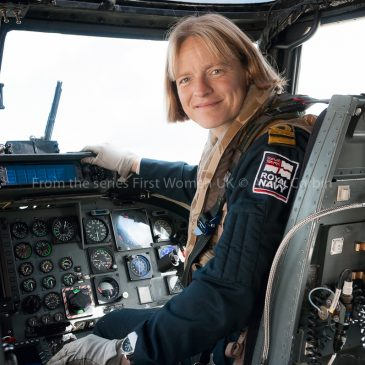 Lieutenant Commander Becky Frater RN