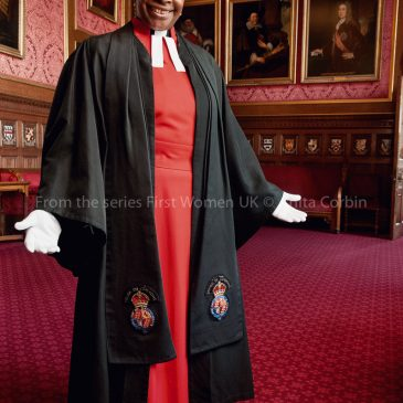 The Reverend Prebendary Rose Hudson-Wilkin Bphil Ed Hon LLD
