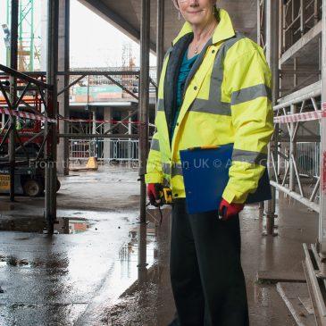Dr Sarah Buck OBE Hon DEng